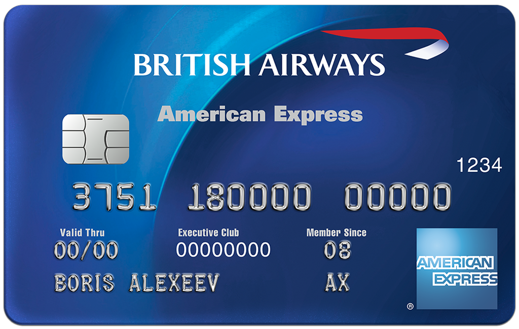British Airways American Express® Classic Card