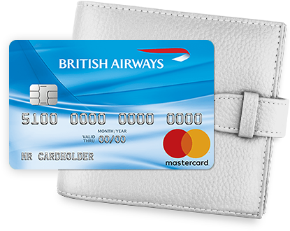 British Airways Mastercard Debit Card