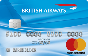 British Airways MasterCard® Standard Debit Card